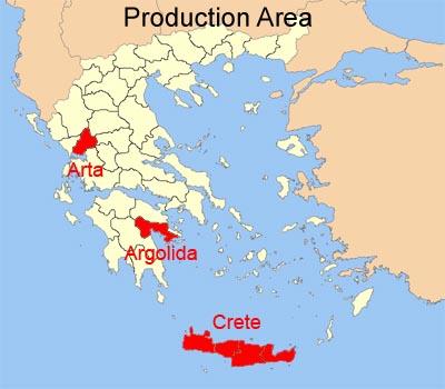 Arta-Argolida-Crete