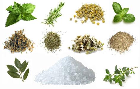 Αλάτι και μυρωδικά