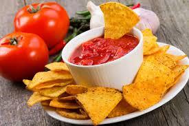 Σάλτσα dip με nachos